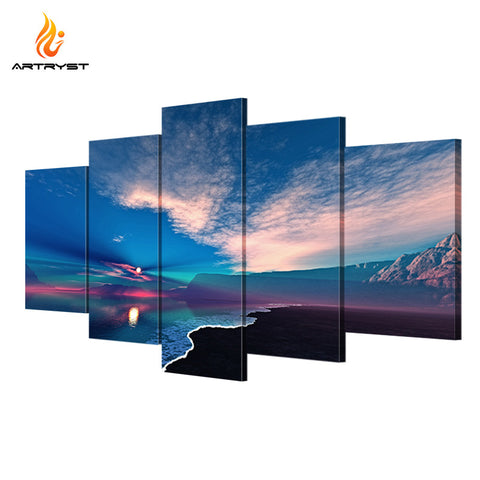 Framed Canvas Print Art Painting HD Picture for Home Wall Decoration ATRS074