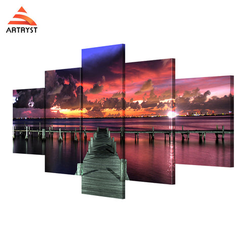 Framed Canvas Print Art Painting HD Picture for Home Wall Decoration ATRS038