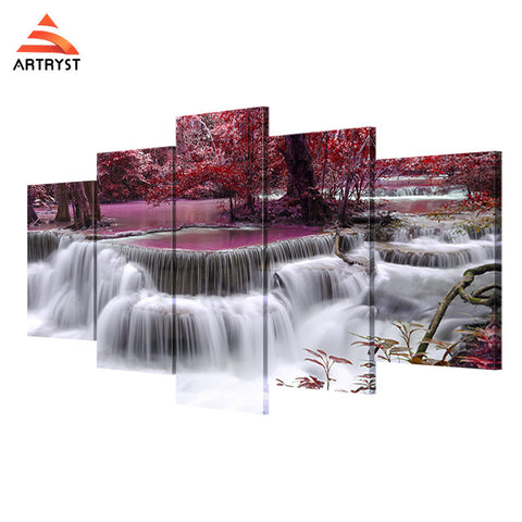 Framed Canvas Print Art Painting HD Picture for Home Wall Decoration ATRS080