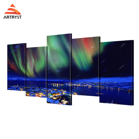 Framed Canvas Print Art Painting HD Picture for Home Wall Decoration ATRS037
