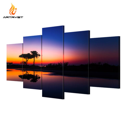 Framed Canvas Print Art Painting HD Picture for Home Wall Decoration ATRS064