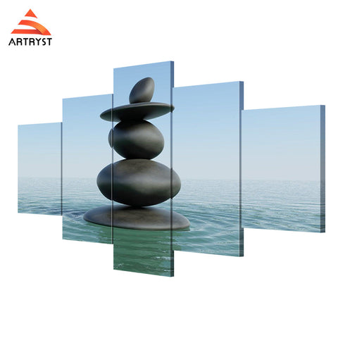 Framed Canvas Print Art Painting HD Picture for Home Wall Decoration ATRS011