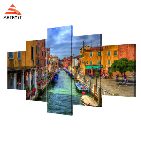 Framed Canvas Print Art Painting HD Picture for Home Wall Decoration ATRS009