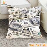 Artryst Cash Picture Throw Pillow Cover 45x45cm Sofa Home Decoration Gift CAS