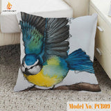Artryst Bird Cute Throw Pillow Cover 45x45cm Sofa Home Decoration Gift PNB