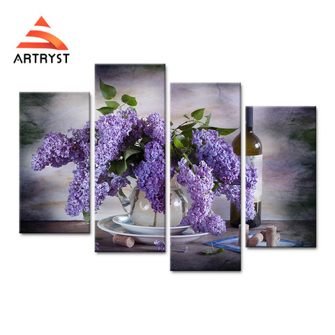 Framed Canvas Print Art Painting HD Picture for Home Wall Decoration RGC012