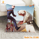Artryst Animal Cute Throw Pillow Cover 45x45cm Sofa Home Decoration Gift SNA
