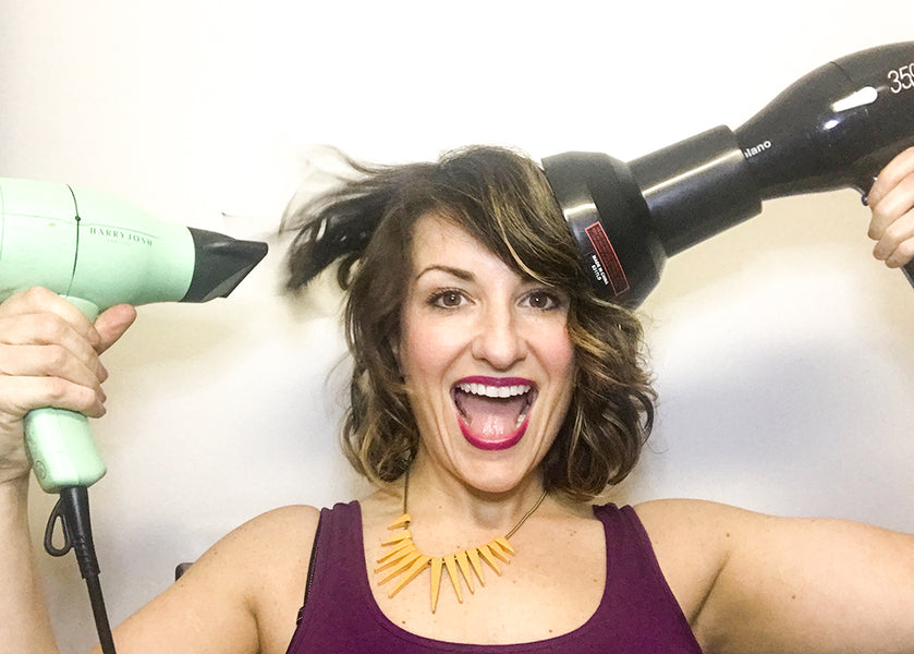 Three Steps To Choosing the Best Blowdryer for YOU