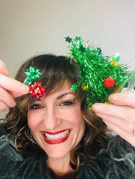 Merry and Bright: 4 Easy, DIY Holiday Hairstyles!