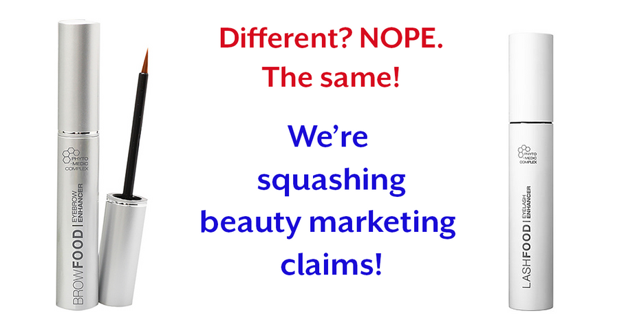 Squashing Bullsh*t Beauty Marketing Claims