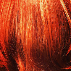 Vibrant Red Haircolor