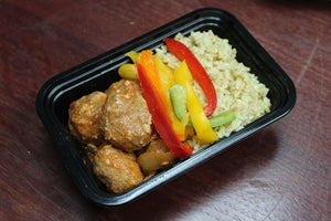 Lean Turkey Meatballs