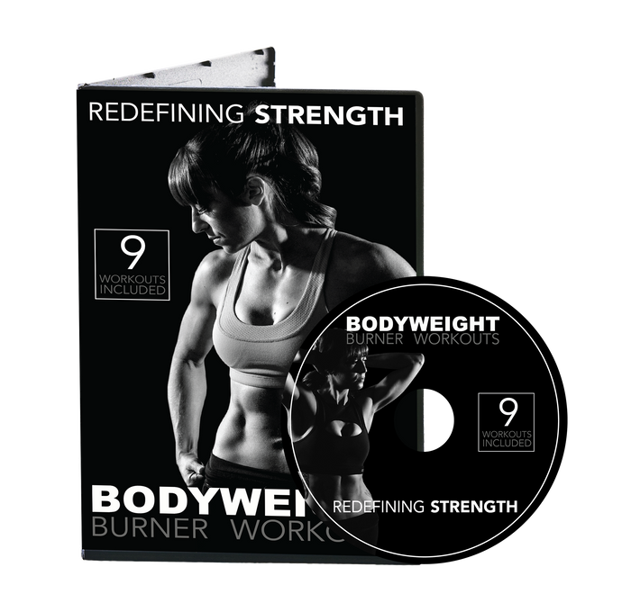 Bodyweight Burner DVD