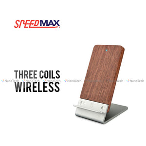 SpeedMax 3-Coils Wireless Charger Stand