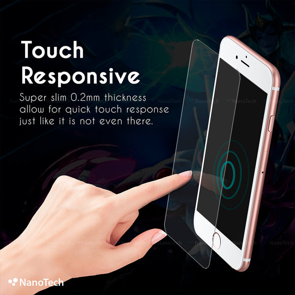 NanoTech® Anti-blue light Tempered Glass (Smartphone)