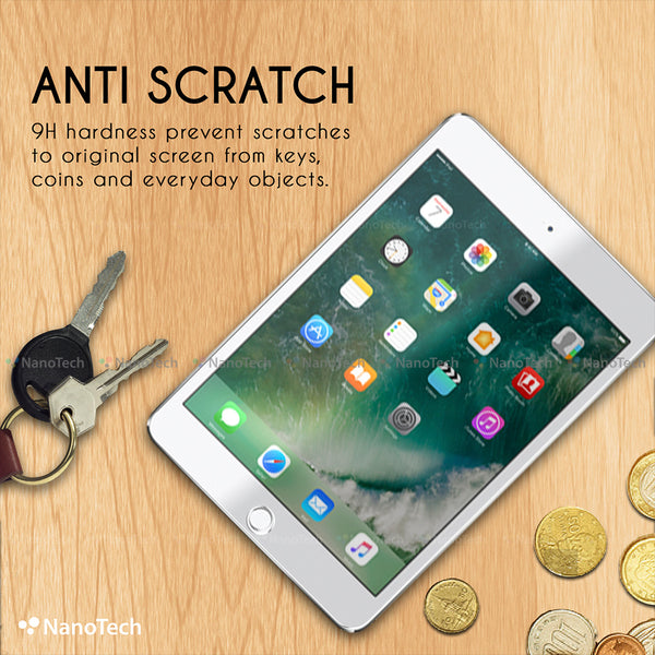 NanoTech® Full Anti-blue light Tempered Glass for Apple iPad