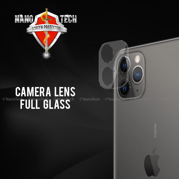 NanoTech® Camera Lens Protector for Apple iPhone