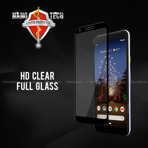 NanoTech® Full HD Clear Tempered Glass for Google