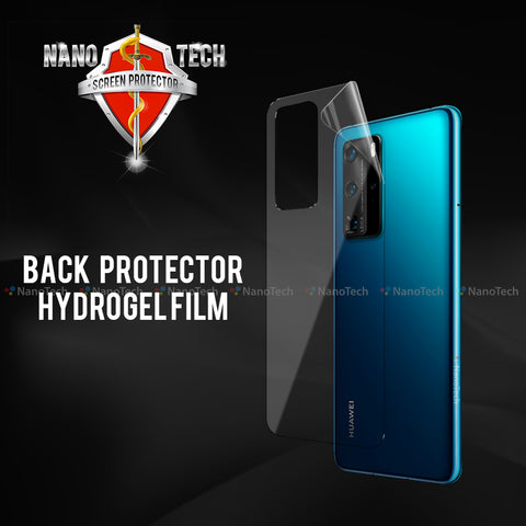 NanoTech® Hydrogel Film Back Protector for Huawei