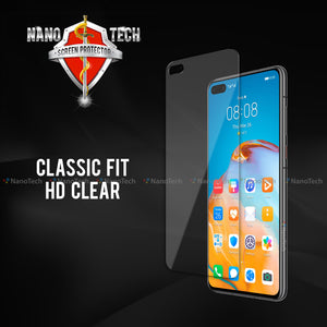 NanoTech® Classic Fit Tempered Glass for Huawei
