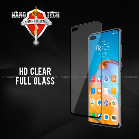 NanoTech® Full HD Clear Tempered Glass for Huawei