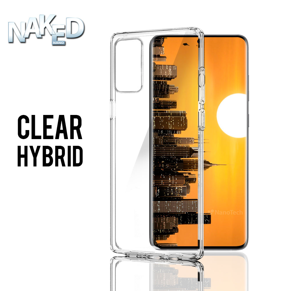 Clear Hybrid Phone Case for Samsung