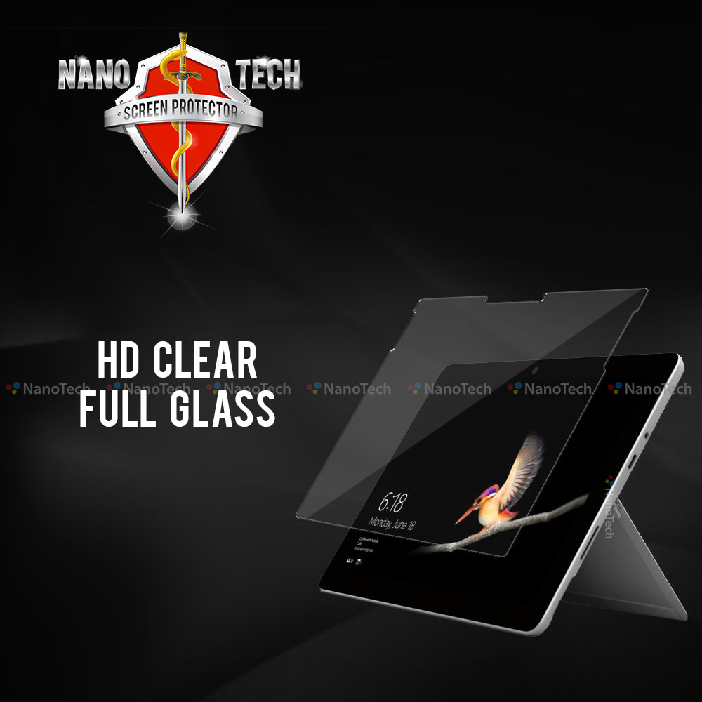 NanoTech® Full HD Clear Tempered Glass for Microsoft