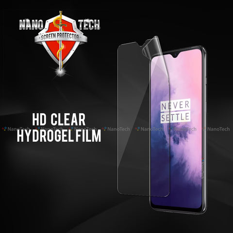 NanoTech® HD Clear Hydrogel Film Protector for OnePlus