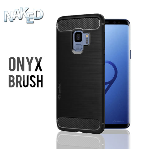 Onyx Brush Phone Case for Apple iPhone