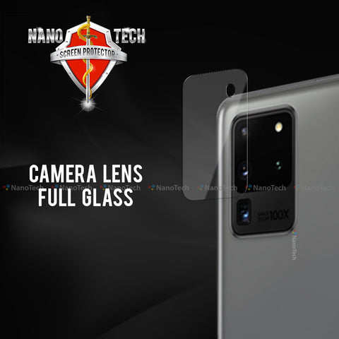 NanoTech® Camera Lens Protector for Samsung