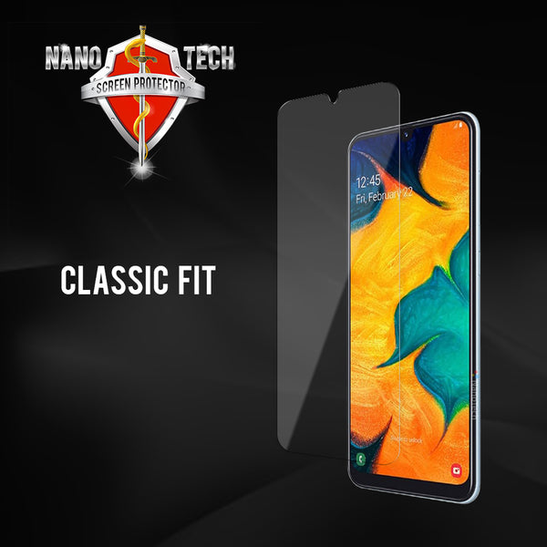 NanoTech® Classic Fit Tempered Glass for Samsung