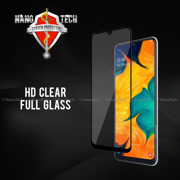 NanoTech®  Full HD Clear Tempered Glass for Samsung