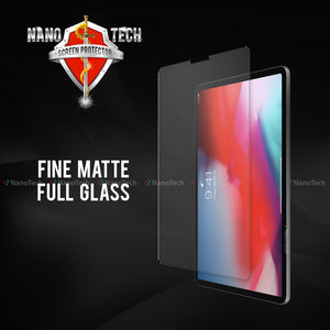 NanoTech® Fine Matte Anti-glare Tempered Glass for Apple iPad