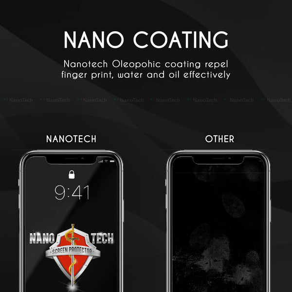 NanoTech® Classic Fit Tempered Glass for Xiaomi