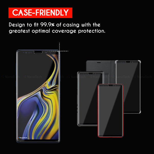 NanoTech® UV Full Adhesive Matte Curved Glass for Samsung