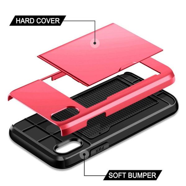 Slider Guardian Phone Case for Samsung