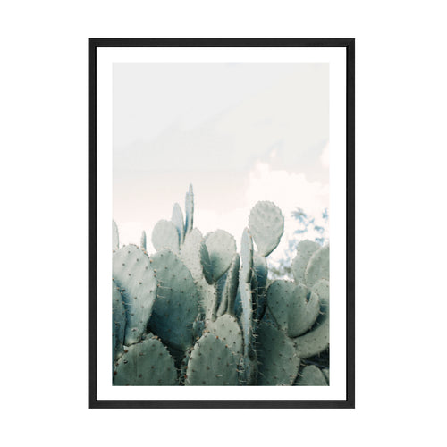 IN THE DESERT PRINT