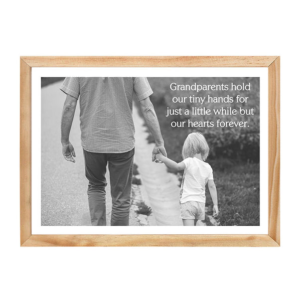 CUSTOM GRANDPARENTS PRINT