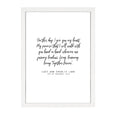CUSTOM WEDDING VOWS PRINT