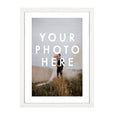 CUSTOM PERSONAL PHOTO AND FRAME WITH BORDER