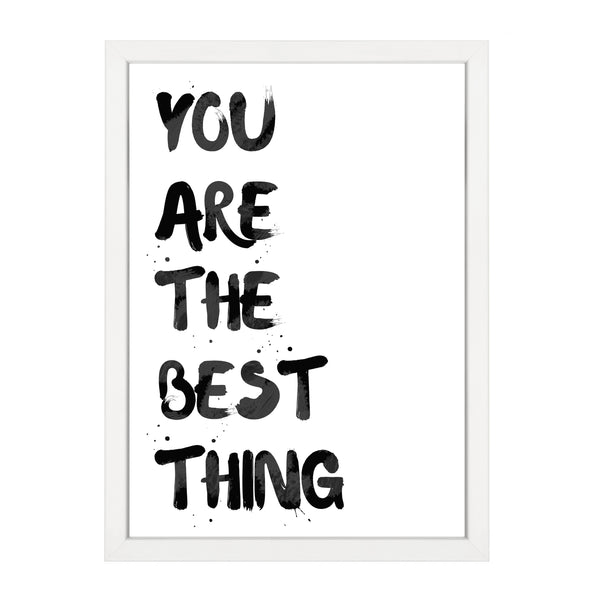 BEST THING PRINT