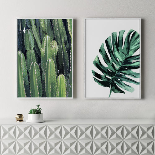 CACTUS GALLERY WALL