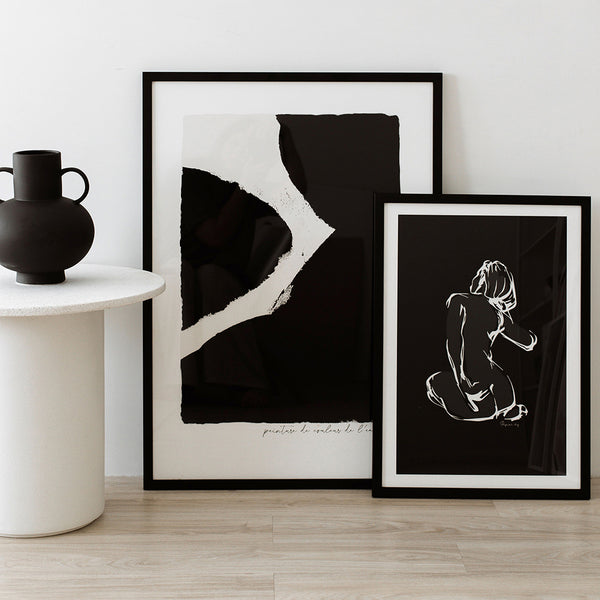 INK GALLERY WALL