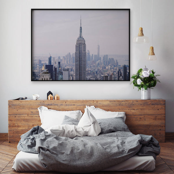 EMPIRE STATE OF MIND PRINT