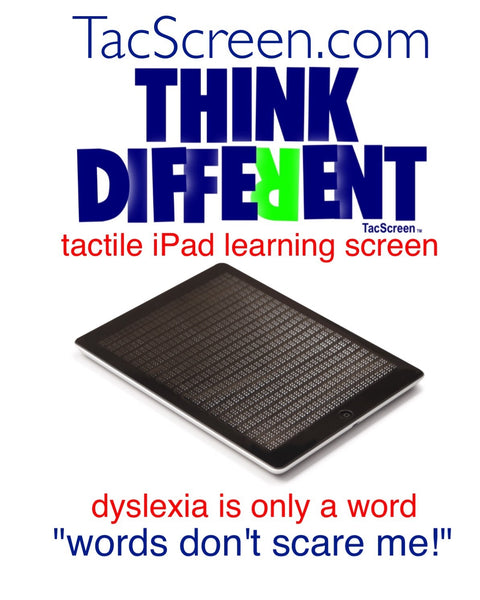 Dyslexic Boy & Mom Create TacScreen