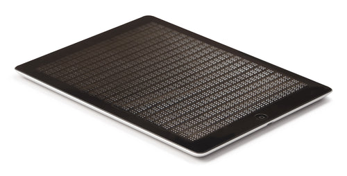 iPad Gen (1-4) Tactile Learning Screen - TacScreen