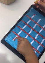 TacScreen iPad Tactile Learning Screen (Gen 5 and above)