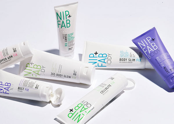 Nip+Fab Australia body care and treatment collection