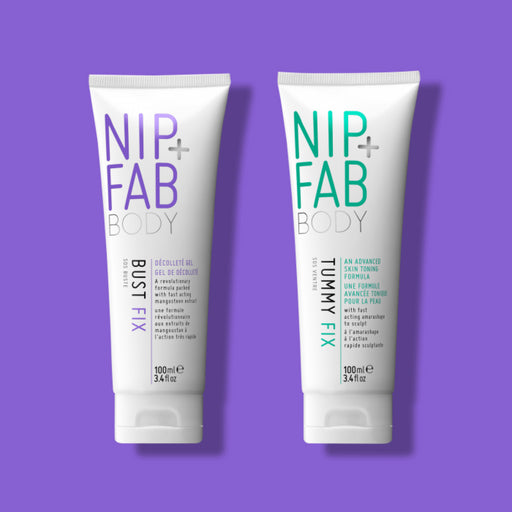 NIP+FAB BUST AND TUMMY KIT BODY TREATMENT