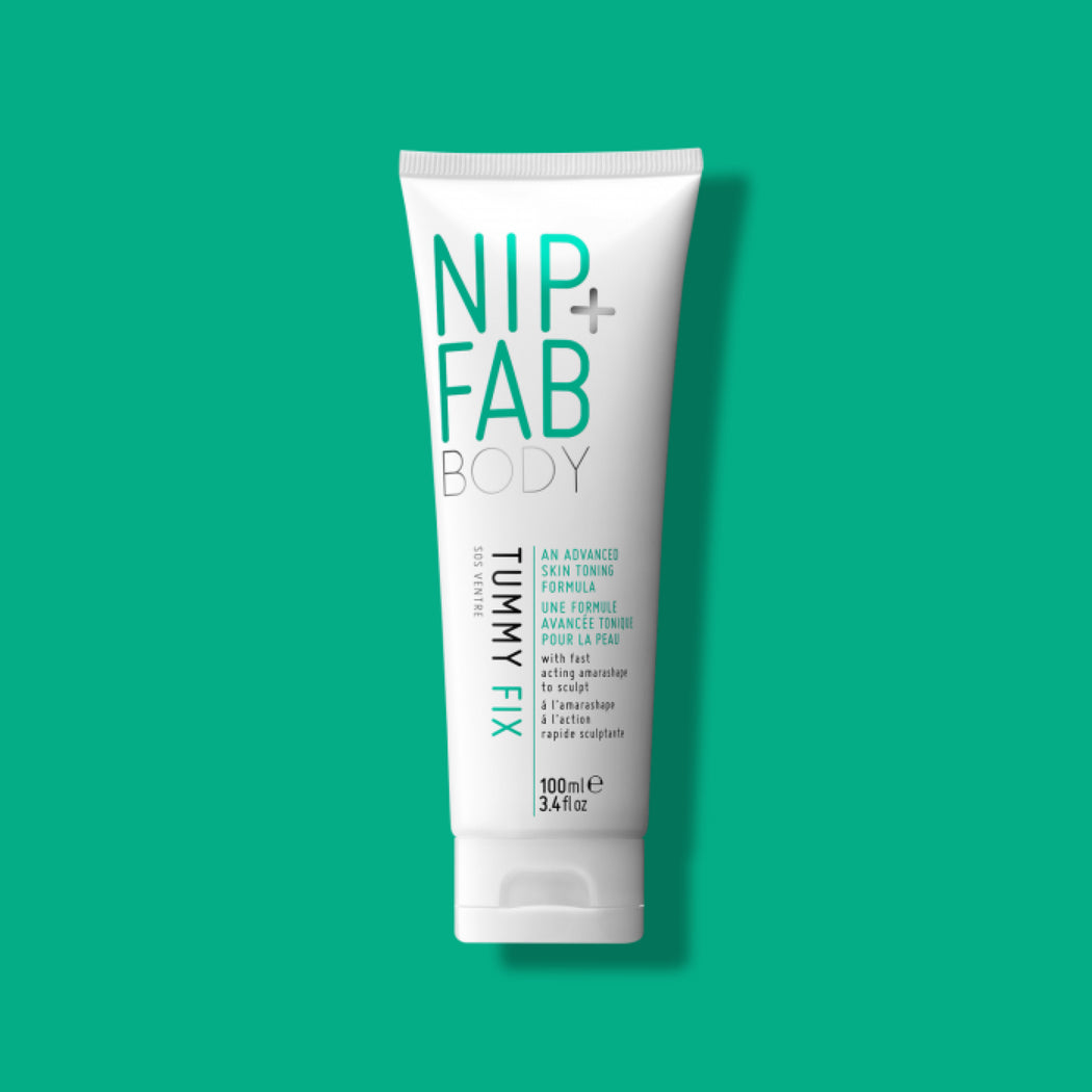 NIP+FAB TARGETED BODY TREATMENT TUMMY FIX